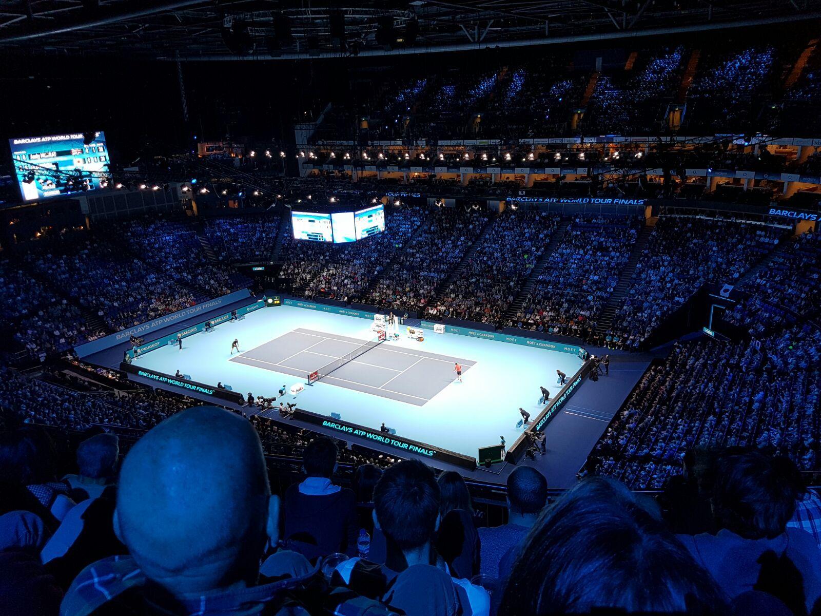 La 02 Arena di Londra