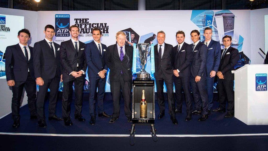 ATP rilascia una dichiarazione e conferma le date delle Finals ATP di Londra