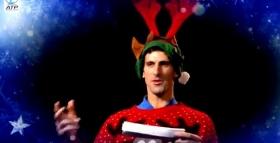 Video del Giorno: Gli auguri di Natale dell'ATP