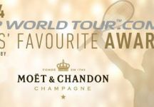 ATP World Tour Awards: Federer per il 12 esimo anno consecutivo è il favorito dai Fan. Bolelli battuto da Goffin