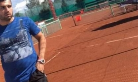 Majid Abedini sospeso dall'ITF