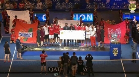 IPTL 2015: I Singapore Slammers vincono il titolo