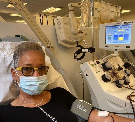 Katrina Adams, presidente dell'USTA, colpita dal coronavirus ma ora sta bene