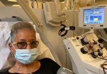 Katrina Adams, ex presidente dell'USTA, colpita dal coronavirus ma ora sta bene