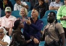 Nick Kyrgios ed il tifoso scorretto. Gli organizzatori spiegano il motivo dell'allontanamento