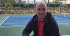 Andre Agassi ex n.1 del mondo