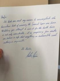 La lettera di Andrè Agassi a Rafael Nadal