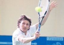 ATP Newport: Qualificazioni (con lo spot). Sorpresa. C'è Andrea Agazzi