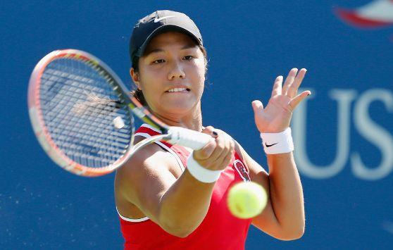 Kristie Ahn nella foto
