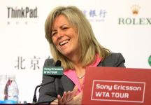 Si dimette il Presidente della WTA, Stacey Allaster
