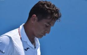 Nicolas Almagro nella foto