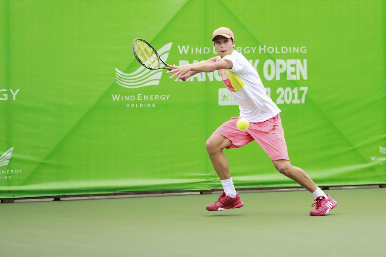 Daniel Altmaier classe 1998 e n.250 ATP