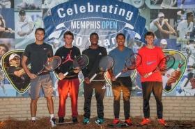 Il record di giovani americani a Memphis