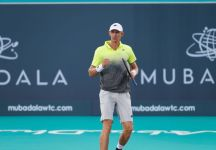 Kevin Anderson vince il torneo di Abu Dhabi. E' stato per il torneo degli Emirati la peggiore edizione della sua storia