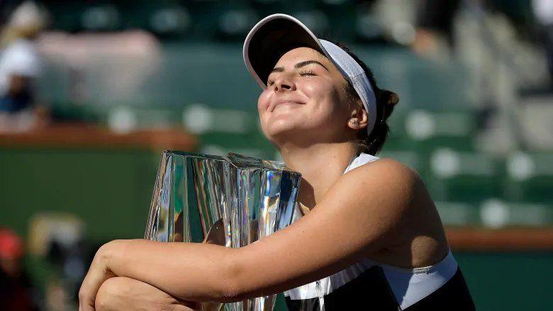 Bianca Andreescu CAN, 16.06.2000
