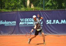 Challenger Vicenza: Si ritira Riba. Titolo ad Andreozzi