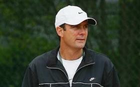Paul Annacone è stato anche l'ex coach di Roger Federer