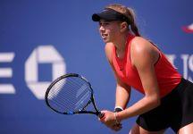 US Open Junior: Amanda Anisimova conquista il torneo