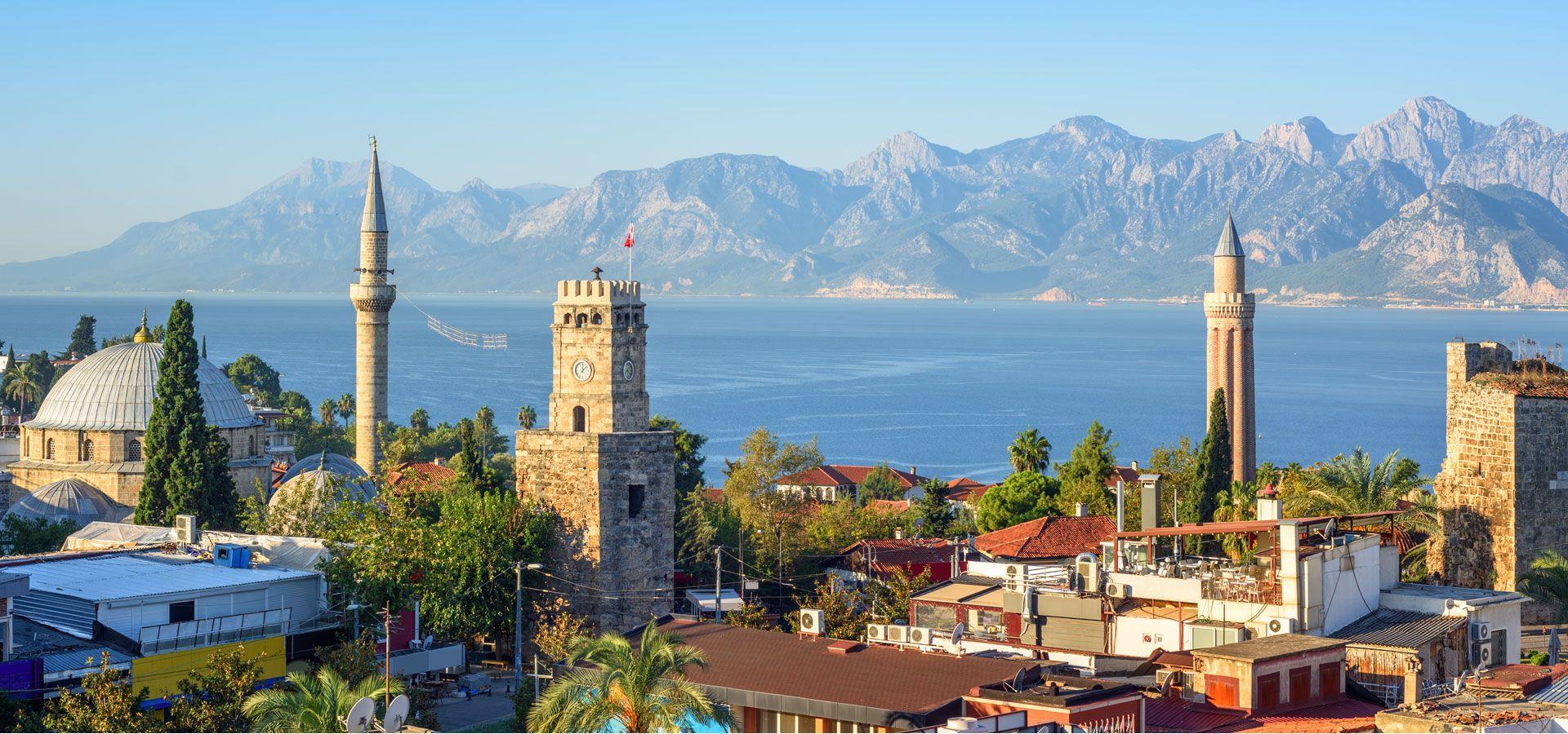 Antalya, la città vecchia