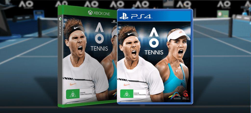 Dopo 6 anni arriva su console un videogioco di tennis
