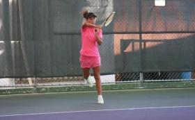 Gala Arangio, classe 2005 e n.2264 ITF