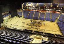 Video del Giorno: La costruzione del campo della 02 Arena di Londra in 60 secondi
