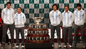 La squadra argentina è stata svegliata all'alba per effettuare dei test antidoping a sorpresa
