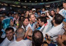 Video del Giorno: La tre giorni di Zagabria della squadra Argentina