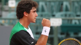 Facundo Arguello classe 1992, n.138 ATP