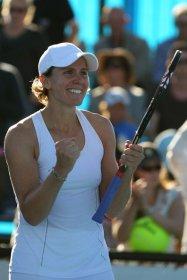 Greta Arn testa di serie n.1 nelle quali di Indian Wells