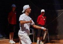 Challenger Quimper: Stop inatteso per Andrea Arnaboldi