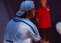 Challenger Arad: Qualificazioni. Arnaboldi e Comporto presenti