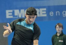 Challenger Bergamo: Andrea Arnaboldi eliminato al secondo turno. Fuori tutti gli azzurri