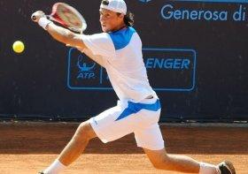Andrea Arnaboldi, classe 1987, n. 331 del ranking mondiale.
