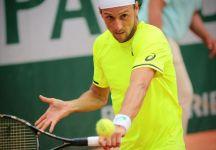 Dal Roland Garros: Arnaboldi, l'emozione di un'impresa (di Marco Mazzoni)