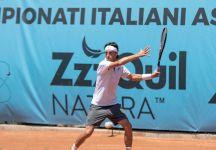 Campionati Italiani Assoluti: Finale tra Sonego e Arnaboldi e Paolini vs Trevisan (con le dichiarazioni dei protagonisti)