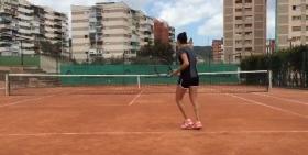 Lara Arruabarrena, n°76 del mondo
