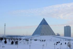 Gelo ad Astana