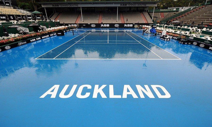 Il Coronavirus potrebbe incidere sul torneo di Auckland