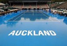 WTA Auckland: La pioggia rinvia la finale di Flavia Pennetta. L'incontro si disputerà a partire dalle ore 23 italiane