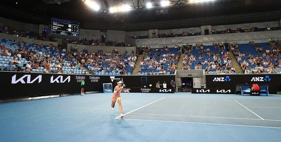 L'Australian Open in perdita quest'anno per ben 78 milioni di dollari