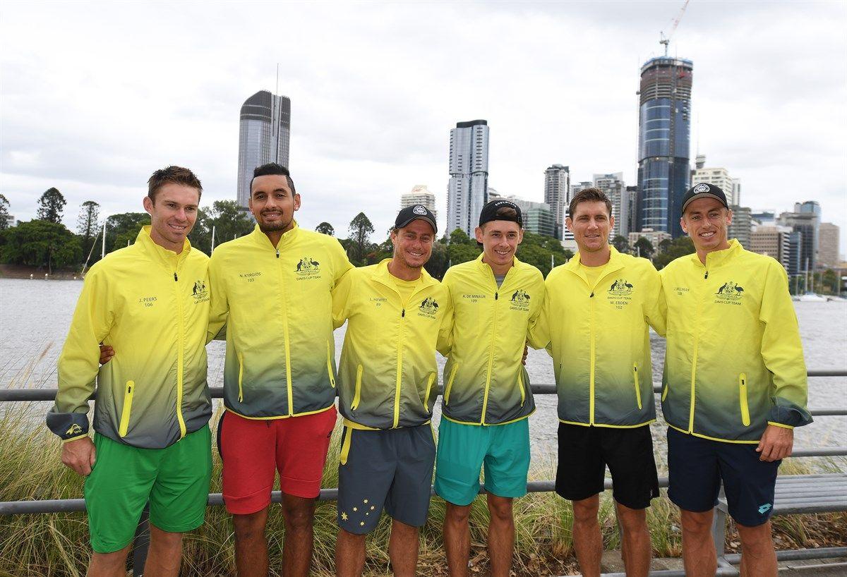 Davis Cup: Il sorteggio degli incontri di Primo Turno del World Group. Interessante la sfida tra Australia e Germania