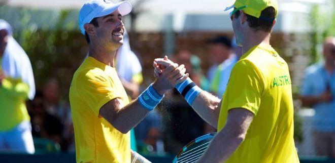 I risultati dalla Davis Cup