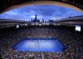 Meteo più clemente dal punto di vista delle temperature per l'edizione 2015 dell'Australian Open