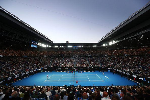 Risultati dagli Australian Open