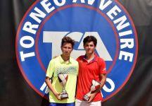 Torneo Avvenire – Finali: Lingua-Lavallen e Vidmanova trionfano al Tc Ambrosiano