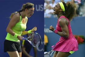 Serena Williams e Victoria Azarenka multate dalla WTA