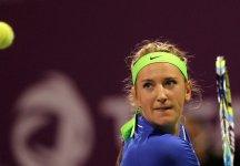 WTA Doha: Dominio di Victoria Azarenka che batte Samantha Stosur e fa suo il torneo