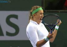 Victoria Azarenka ritorna in anticipo in campo. Giocherà Wimbledon e un torneo di preparazione