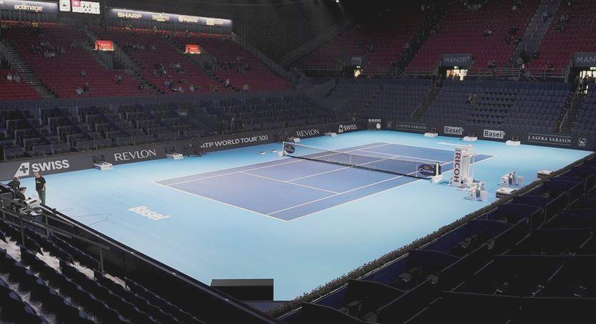 Swiss Indoors 2020 a forte rischio cancellazione